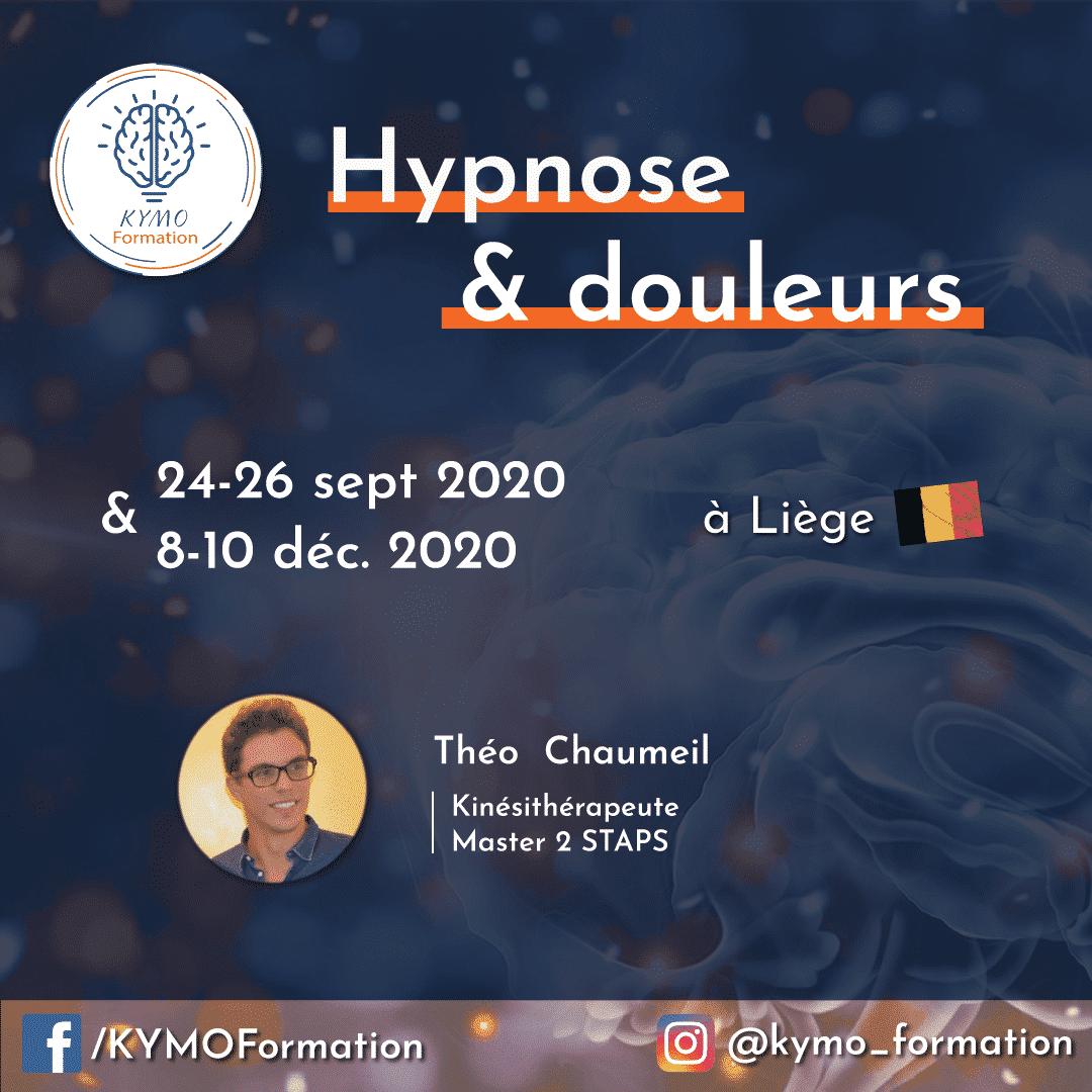 Hypnose & Douleurs | Théo Chaumeil